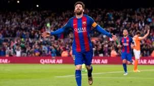Lionel Messi Barcelona 26042017