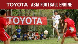 One Asia One Goal Toyota Vietnam
