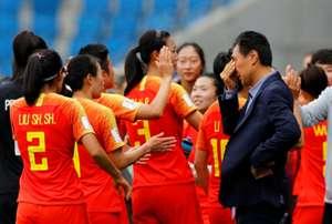 女足世界杯 中国西班牙0比0