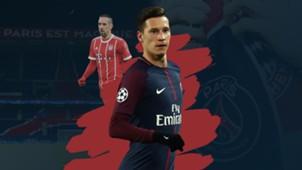 GFX Julian Draxler Bayern Munchen