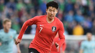 Son Heung Min South Korea