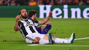 Gonzalo Higuain Barcelona Juventus UCL 19042017