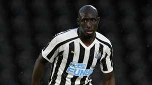 Mohamed Diame - Newcastle United v Hull City - Pre-Season Friendly