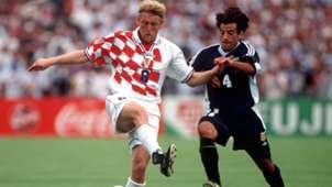 Robert Prosinecki Croatia 1998