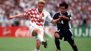 Robert Prosinecki Croatia 1998