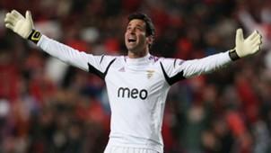 Artur Moraes Benfica 01 10 2018