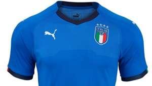 Nuova maglia Italia