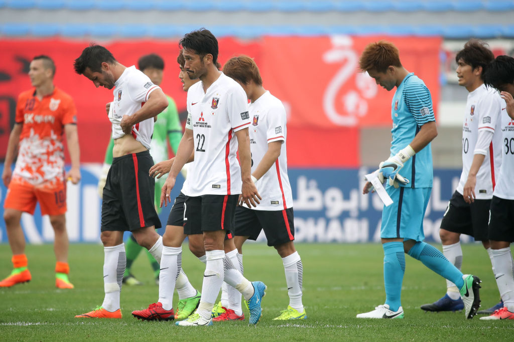 Jeju United vs Urawa Red Diamonds