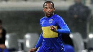 Cape Town City, Aubrey Ngoma