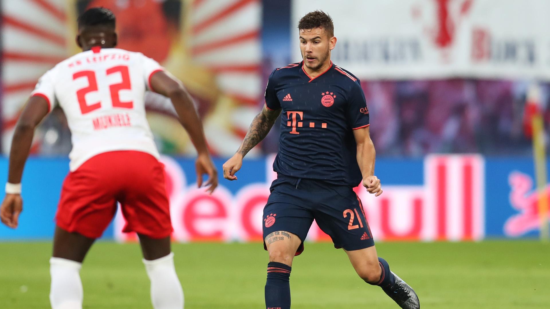 Lucas Hernandez FC Bayern 14092019