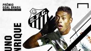 GFX Premio Goal 2017 Bruno Henrique