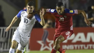 Christian Pulisic Anibal Godoy USA Panama