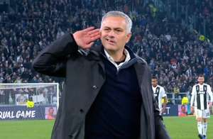 Juventus Manchester United Mourinho