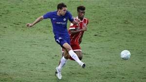Andreas Christensen Chelsea Bayern 2017