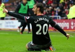 Manolo Gabbiadini Southampton Sunderland Premier League