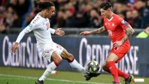 Switzerland Denmark Poulsen EURO Qualifiers 032619