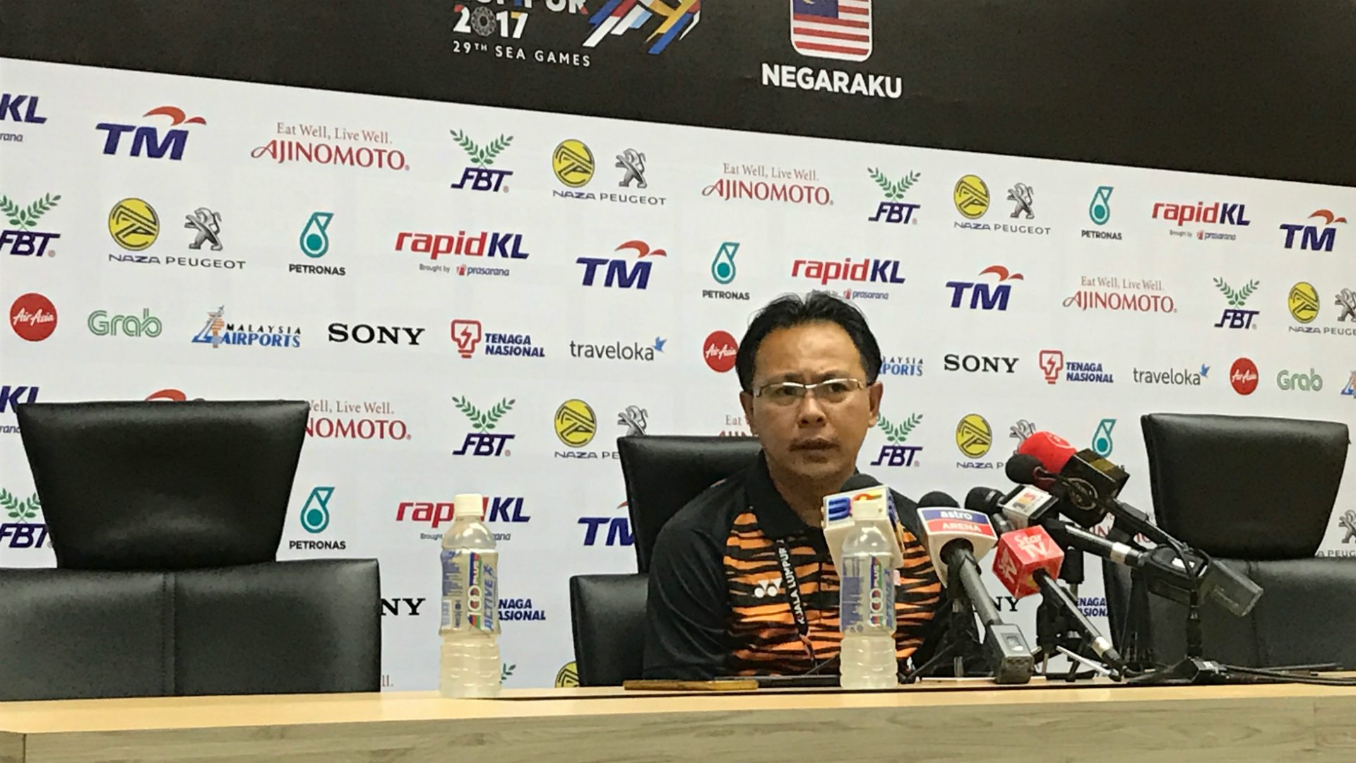 Thailand reaches SEA Games football final