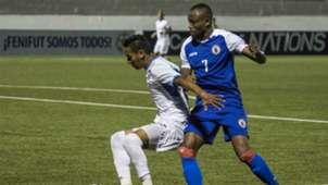 Nicaragua Haiti Concacaf Nations League