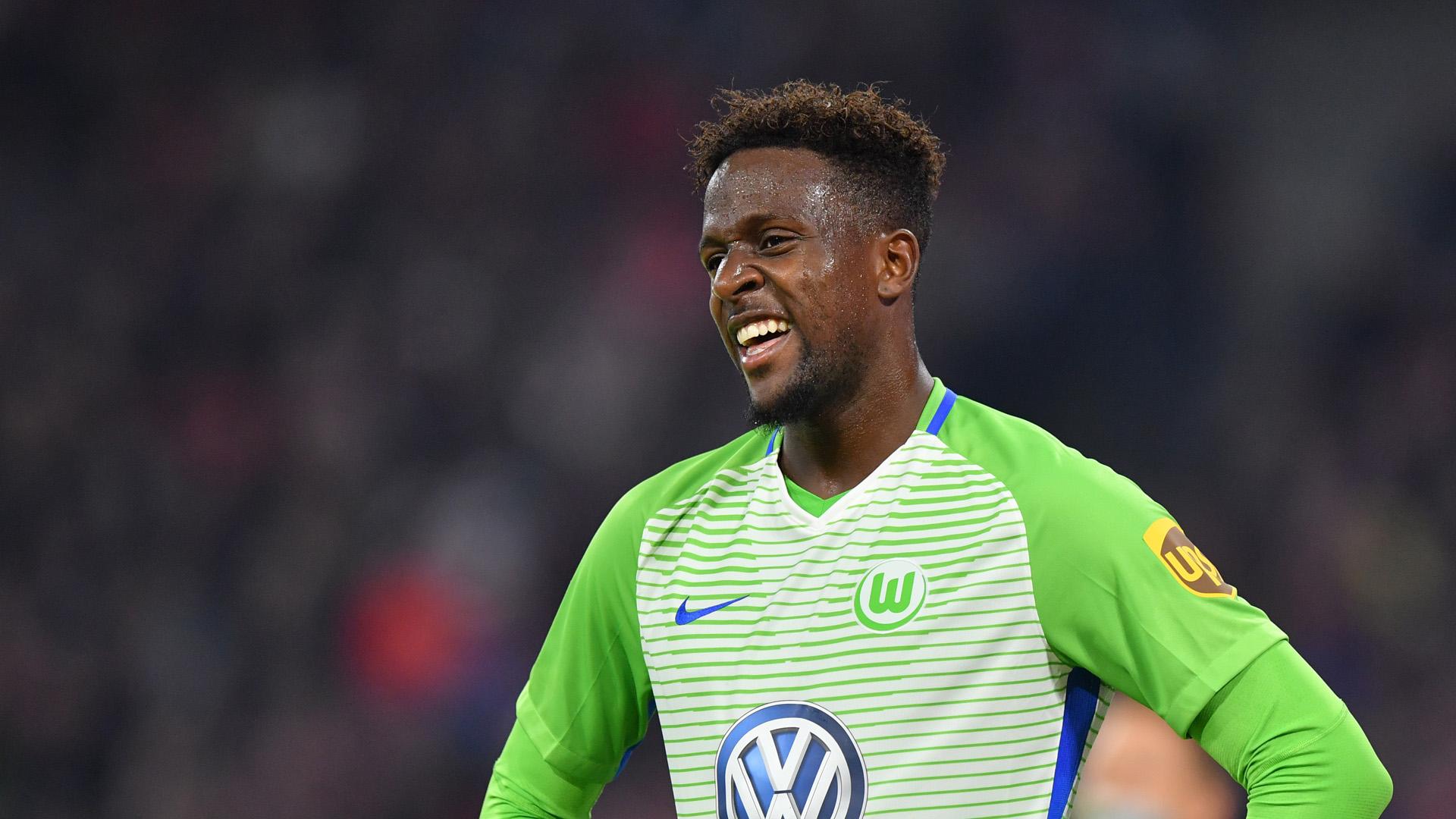 Divock Origi Wolfsburg Bayern Munich Bundesliga 09222017