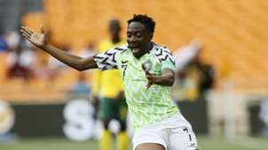 Ahmed Musa - South Africa vs. Nigeria