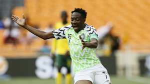 Ahmed Musa - South Africa vs. Nigeria