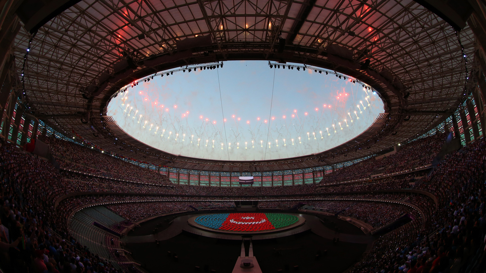 Baku National Stadium