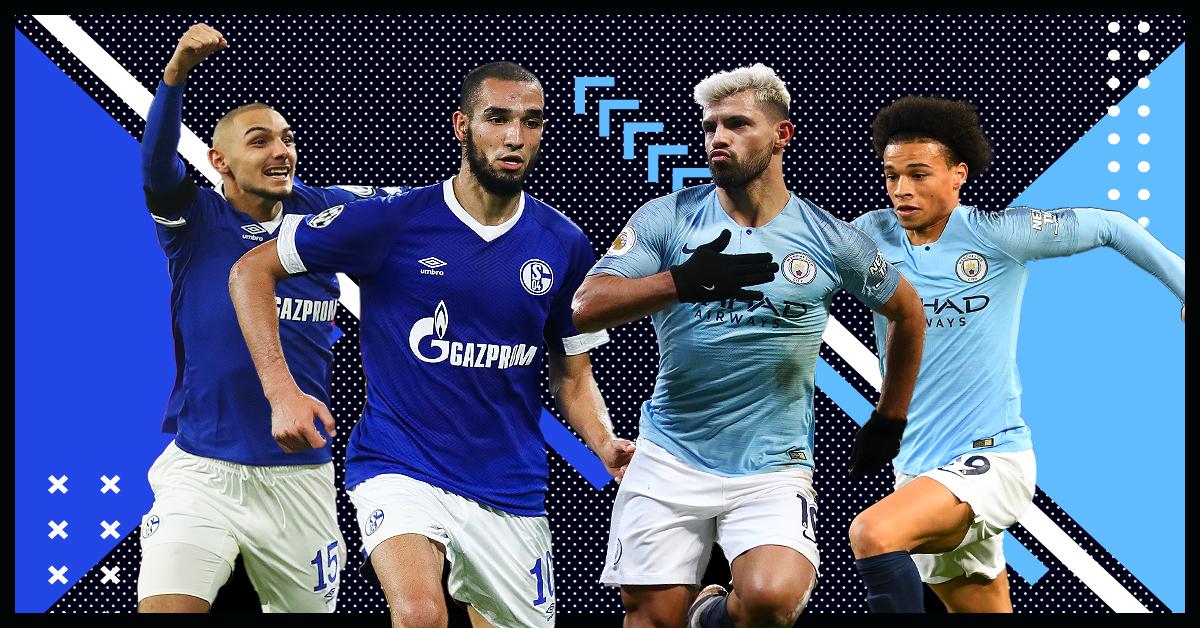 Schalke Manchester City Tv