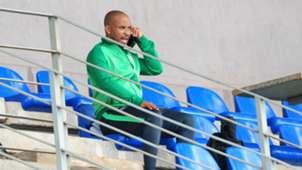 Amajita head coach Thabo Senong