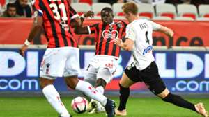 Malang Sarr Emil Krafth Nice Amiens Ligue 1 03112018
