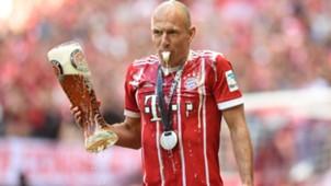 Arjen Robben FC Bayern 20052017