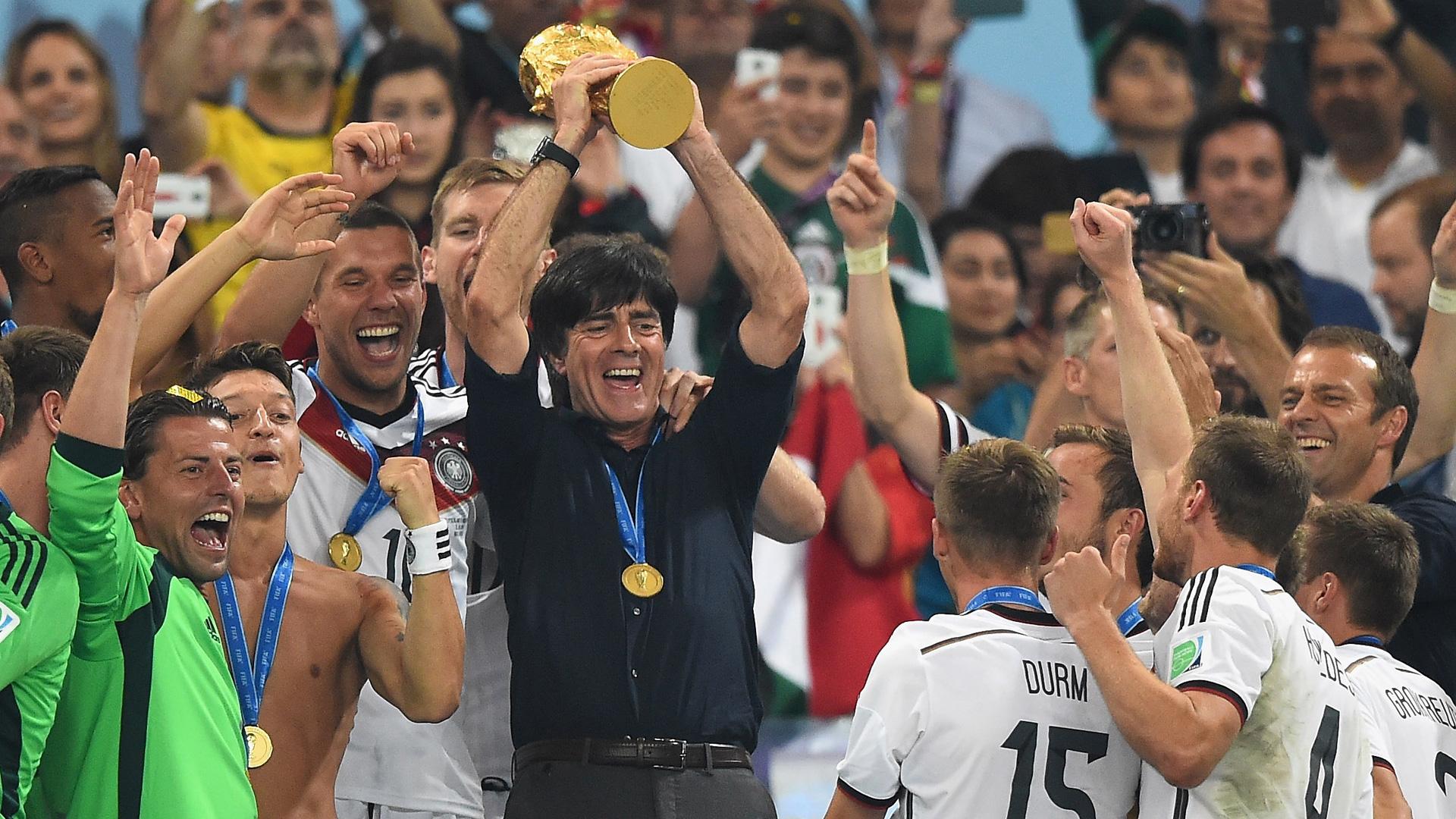 Joachim Löw Germany World Cup 2014