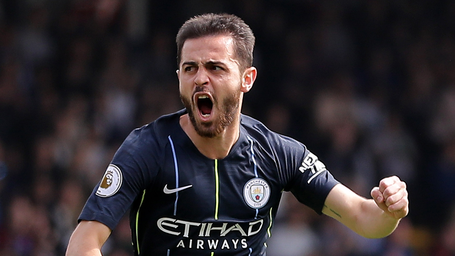 Bernardo Silva, Man City