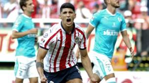 Álan Pulido Chivas Apertura 2018