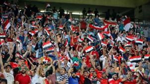 Syria Fans, WC Quali, 09052017