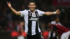 Cristiano Ronaldo Milan Juventus Serie A