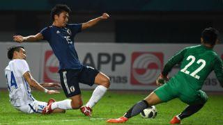 Dominic Tan, Malaysia U23, Japan U23