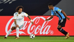 Marcelo Jailson Real Madrid Gremio Club World Cup 16122017