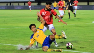 Stefano Lilipaly - Bali United & Tampines Rovers