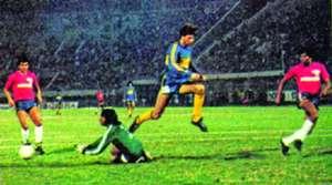 Wilstermann Boca 1982