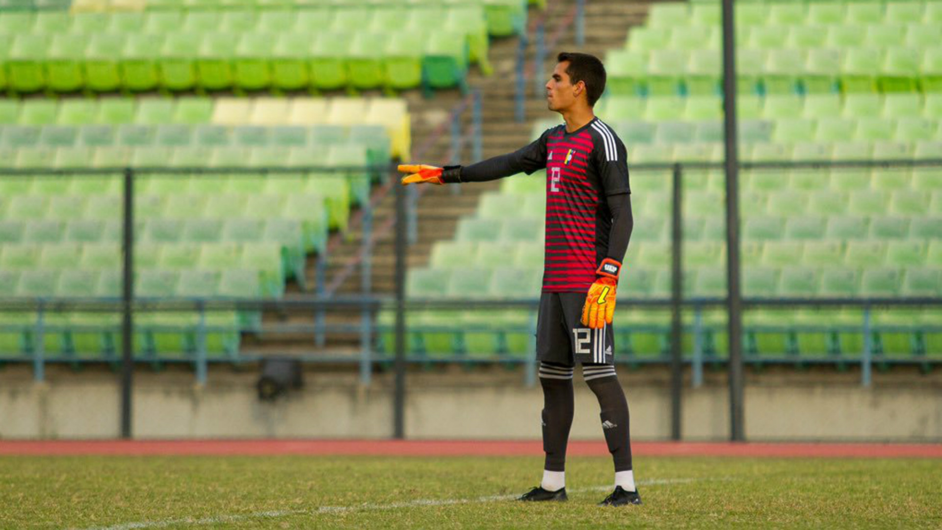 Carlos Olses Venezuela Sub20 2018