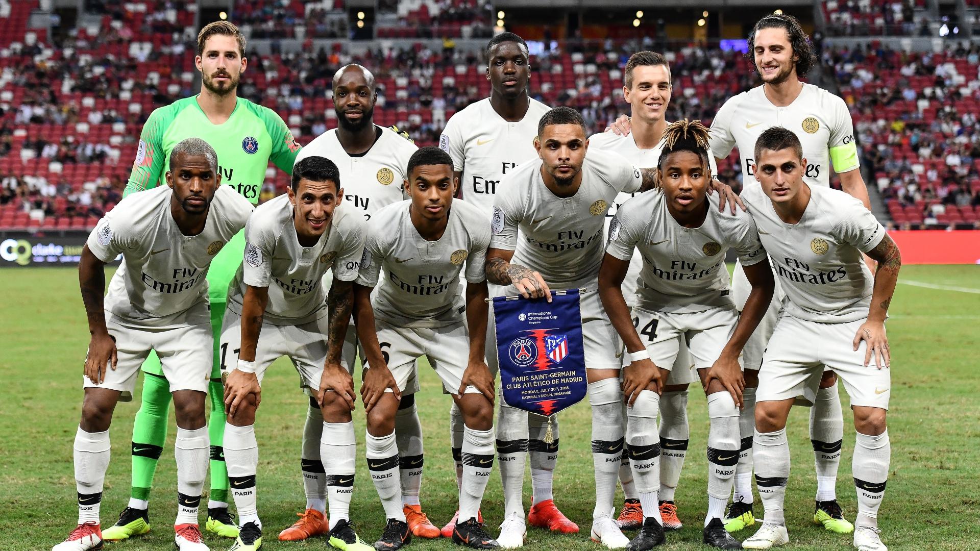 PSG ICC 2018-07-30
