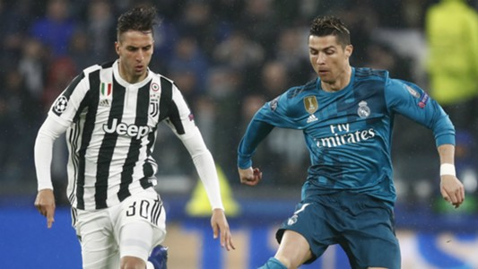 Bentancur Cristiano Ronaldo Juventus Real Madrid Champions League