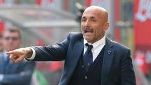 Luciano Spalletti, Inter, Serie A, 24092017