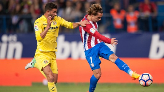 Antoine Griezmann Atletico Madrid Villarreal La Liga