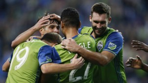 Harry Shipp Lamar Neagle Will Bruin Seattle Sounders