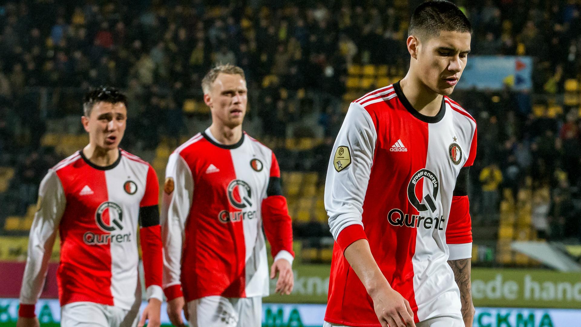Kevin Diks, Feyenoord, Eredivisie 10282017