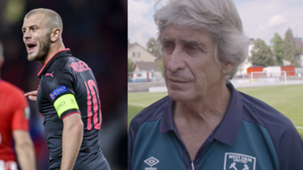 Jack Wilshere - Manuel Pellegrini West Ham