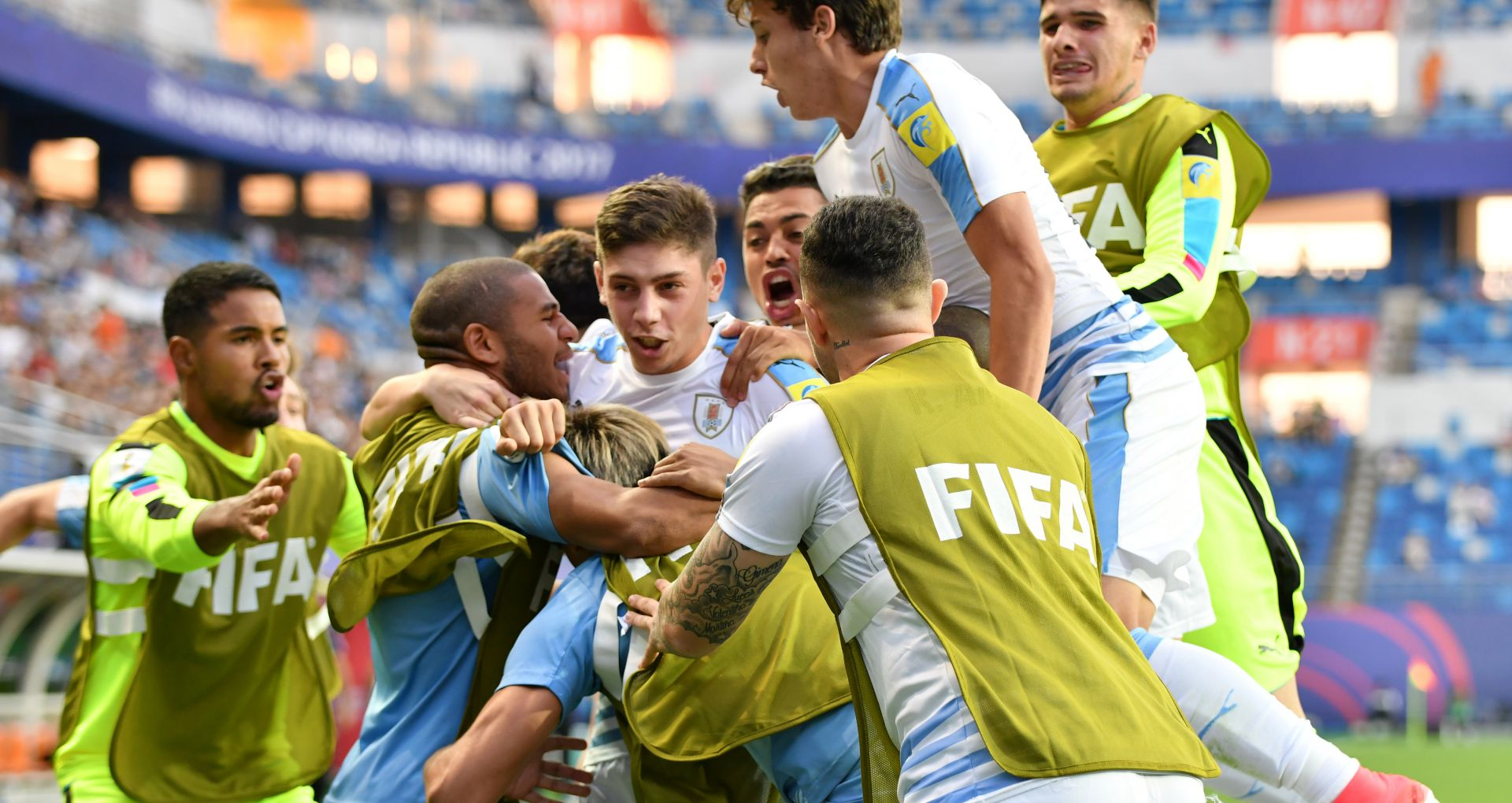 Mali the youngest, Portugal the oldest - the average age of every squad at Fifa U20 World Cup Poland 2019