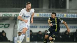 Skriniar Pellissier Chievo Inter