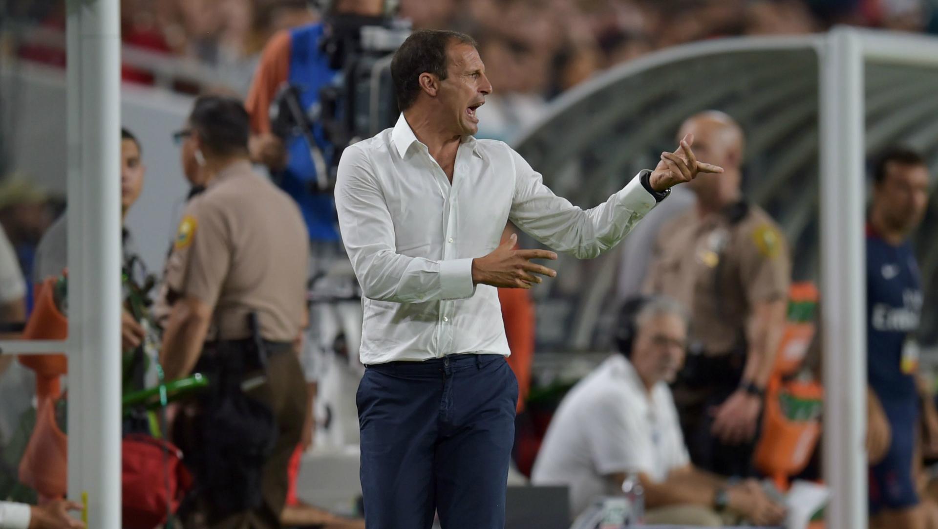 Ultima amichevole dei bianconeri negli Usa, Roma-Juve in diretta: 0-0